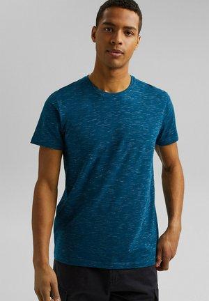 FASHION - Print T-shirt - petrol blue
