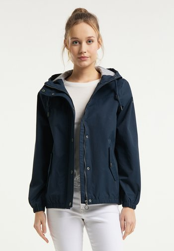 Light jacket - marine