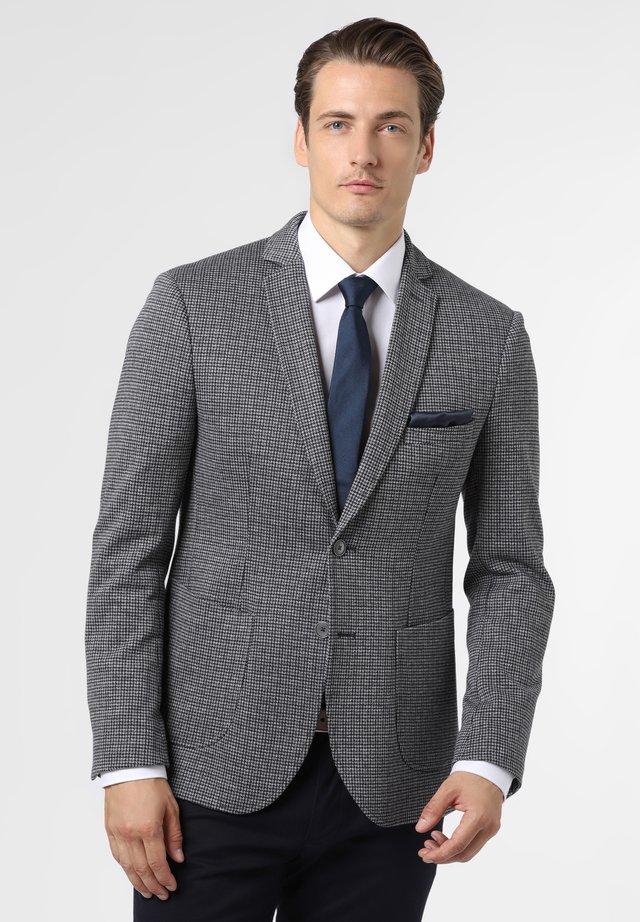 JIMMY - Blazer jacket - grau marine