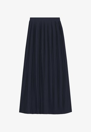 VIPLISS  - Pleated skirt - navy blazer