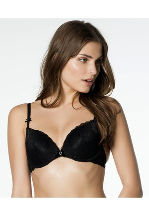 MAYA - Underwired bra - black
