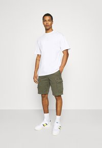Abercrombie & Fitch - Shorts - grape leaf - 1
