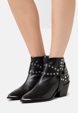 STREET WALK - Ankle boots - black