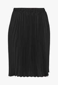 CAPSULE by Simply Be - PLEATED SKIRT - A-line skirt - black - 3