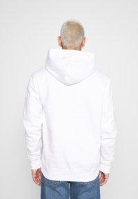 Wood Wood - IAN HOODIE - Hoodie - bright white - 2