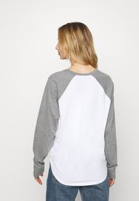 Hollister Co. - SPORTY - Top s dlouhým rukávem - grey - 2