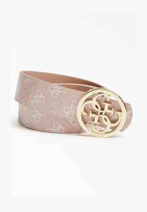 JENSEN 4G-LOGO - Belt - rose