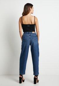 Pepe Jeans - DUA LIPA X PEPE JEANS - Top - black - 2