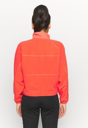 MARAU WOMEN  - Fleece jacket - sienna