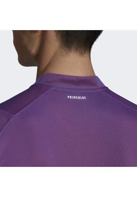 adidas Performance - FRLT POLO PB - Jednoduché triko - sentfl/scarle - 6