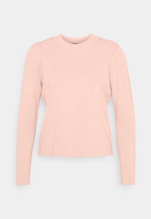 PCGUNI O NECK - Jersey de punto - rose cloud
