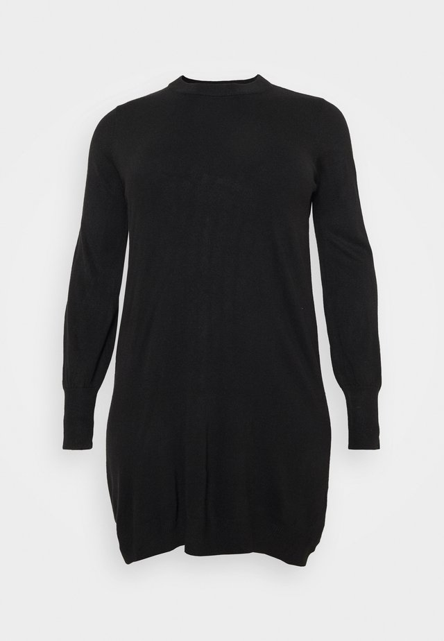 LIKE DRESS - Jumper dress - black