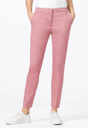CHARLOTTE  - Trousers - rosenquarz