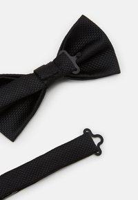 Pier One - SET - Kapesník do obleku - black/white - 2