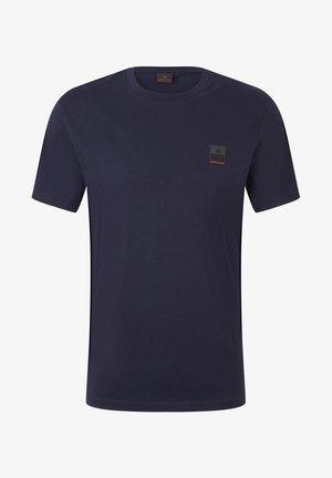 VITO - Basic T-shirt - navy blau