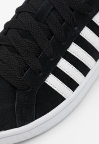K-SWISS - COURT TIEBREAK - Trainers - black/white - 5