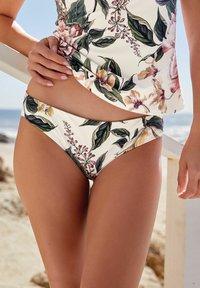 Next - Bikini bottoms - off-white - 1
