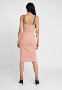 River Island - Shift dress - pale pink - 3