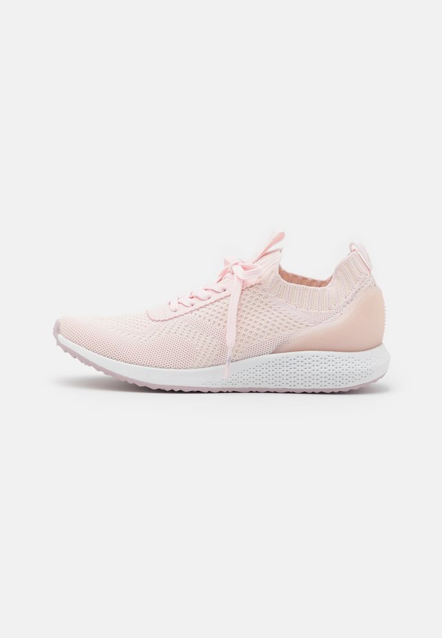 Sneakers laag - soft rose