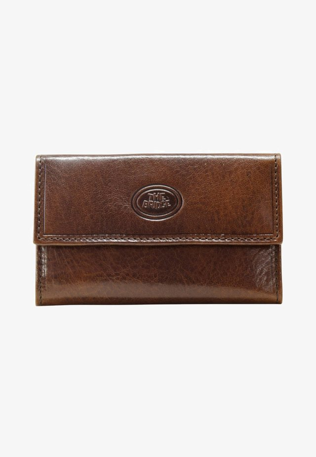 STORY UOMO - Key holder - brown