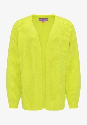 Kardigan - neon green
