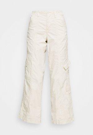 90S PANT - Pantalones cargo - stone