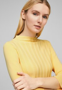s.Oliver - Jumper - yellow - 3