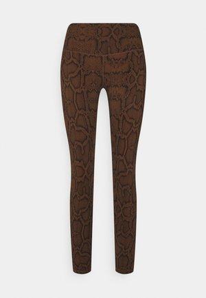 LUNA LEGGING  - Tights - brown