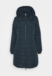 Armani Exchange - CABAN COAT - Classic coat - navy - 6