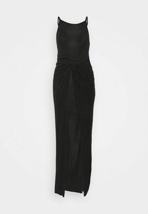 SAMI DRESS - Maxi šaty - black