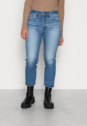 CHEEKY STRAIGHT MED EAMON - Straight leg jeans - medium indigo