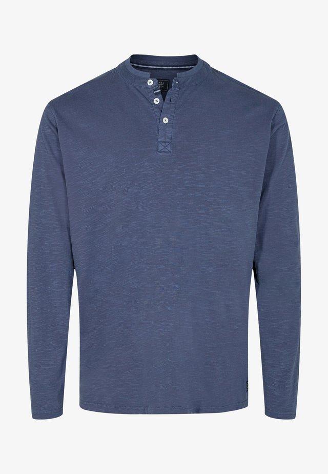 Langærmede T-shirts - indigo mood
