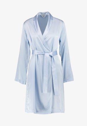 VESTAGLIA CORTA - Dressing gown - azure