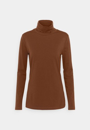 CORE - Long sleeved top - brown