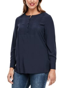 Triangle - Blouse - navy - 6