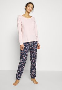 LASCANA - SET - Pyjama set - light pink - 1