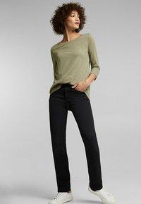 Esprit - Long sleeved top - light khaki - 1