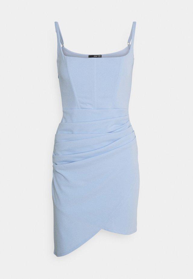 JOELLE DRESS - Day dress - blue