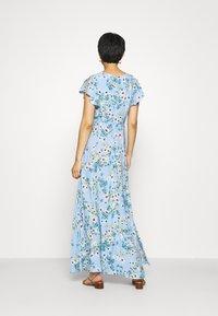 Banana Republic - SPLIT - Maxi dress - light blue romantic - 2