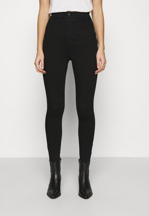 ROADTRIPPER ANKLE ZIP - Jeans Skinny Fit - black frost