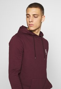 CLOSURE London - SIGNATURE TRACKSUIT  - Hoodie - port - 6