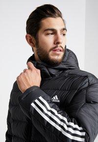 adidas Performance - ITAVIC STRIPES - Vinterjakker - black - 3