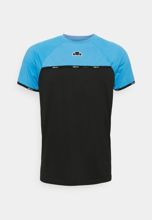 TERMINE TEE - T-shirt con stampa - blue