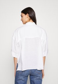 DRYKORN - THERRY - Button-down blouse - weiss - 2