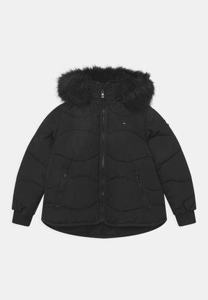 TONAL PUFFER - Zimní bunda - black