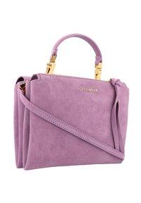Coccinelle - ARLETTIS  - Handbag - mauve - 3