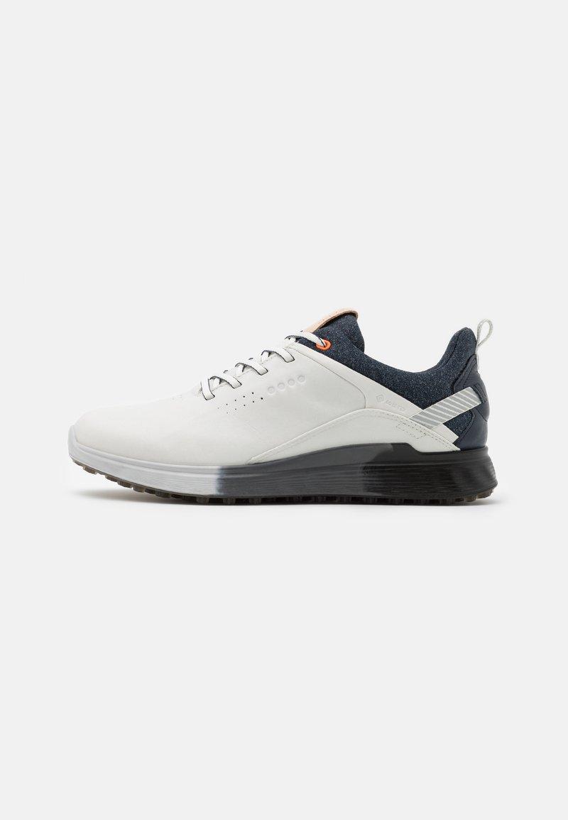 ECCO - M. S - THREE - Golf shoes - white