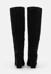 Madden Girl - FIREFLY - Laarzen met hoge hak - black - 3