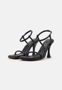 Proenza Schouler - CECIL PADDED ANKLE STRAP - High heeled sandals - black - 2