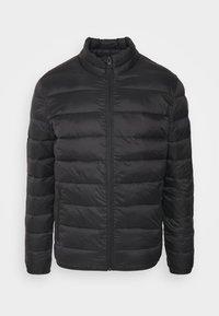 JJEMAGIC PUFFER COLLAR  - Light jacket - black